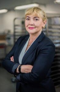 Agnieszka Bernaciak, AMB Technic